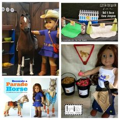 Farewell to Saige – Horse inspired Doll Crafts