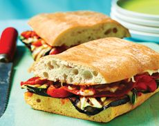 Italian Grilled Sandwiches...For more ideas for school lunches visit http://school-lunch-ideas.net