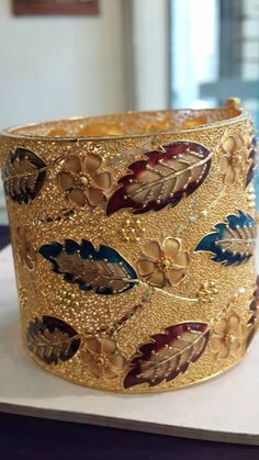 Gold Jewelry In Pakistan Gold Bangles Design, Gold Jewellery Design, Discount Jewelry, Rose Gold Jewelry, Quartz Jewelry, India Jewelry, Wedding Jewelry, Jewelery, Sterling Silver