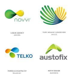 Branding | LogoLounge logo trend report 2012 | Layman's layout