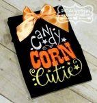 Candy Corn Cutie 5x7 6x10