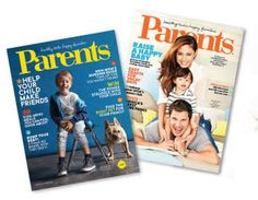 FREE Subscription to Parents Magazine on http://www.icravefreebies.com/