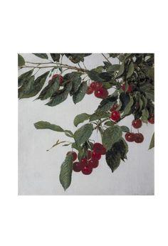 C'est le bouquet final avant la fin, dans la salle «Nature et vérité»: ici «Cerises» (1883), mais aussi «Capucines doubles» (1880), «Roses dans une coupe» (1882), «les Roses» (1889), «Pivoines, iris, narcisses papillons et hémérocalles» (1883), «Pois de senteur dans un verre» (1888), «Chrysanthèmes annuels» (1889), «Pensées» (1900) et «Pieds d'alouette» (1887).
