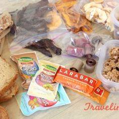 10 Paleo Travel Snacks