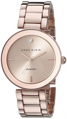 New Anne Klein Women's Diamond Dial Silver-Tone Bracelet Watch online. Perfect on the Anne Klein womens watches from top watches store -thofferdd Anne Klein Watch, Jewelry Clasps, Jewelry Shop, Cheap Jewelry, Gold Jewelry, Fashion Jewelry, Women's Fashion, Jewelry Stand, Jewelry Rings