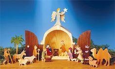 Christmas Story Nativity