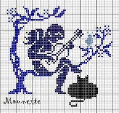i like cats, but, i might omit this one. Cross Patterns, Counted Cross Stitch Patterns, Cross Stitch Charts, Cross Stitch Embroidery, Cross Stitch Fairy, Cross Stitch Angels, Crochet Angels, Crochet Cross, Flower Fairies
