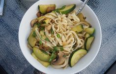 Udon Noodle Bowls (V) | Busy Girl Healthy World