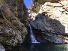 6. Punch Bowl -- Santa Paula Canyon in Santa Paula, CA.