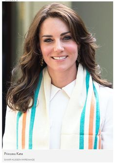 Catherine Duchess of Cambridge Photo (C) SAMIR HUSSEIN, WIREIMAGE