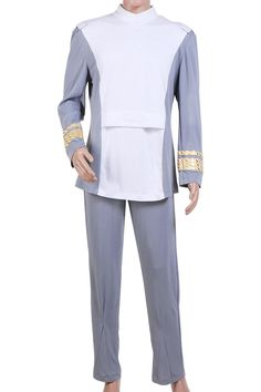Halloween Costume Star Trek The Motion Picture Admiral Kirk  Handmade Outfit…