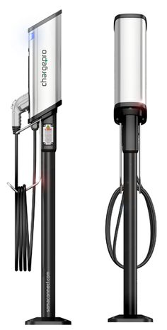 Compact Electric Vehicle Charging Equipment | ChargePro | SemaConnect