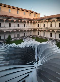 TWIRL by Zaha Hadid Architects with Lea Ceramiche