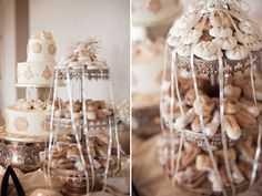 Thank you Peter Bang for inviting me along to shoot Elmira and Jack's Wedding. It's always an honor to shoot with you :) Cookie Table Wedding, Wedding Cookies, Wedding Table, Cookie Display, Cookie Recipes, Cookie Ideas, Italian Cookies, Party Entertainment, Party Themes