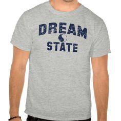 Dream State T-T Shirt, Hoodie Sweatshirt
