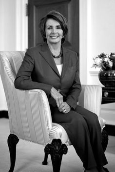 """'Know thy power — and be ready.' You just don't know what opportunity will present itself, and when. Young women should have the confidence that whatever they have been doing will prepare them in a unique way for the challenges ahead."" --House Minority Leader Nancy Pelosi"