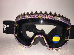 Customizable goggles, perfect for dusty festivals like BurningMan Festival Costumes, Festival Outfits, Diy Festival, Festival Makeup, Festival Fashion, Rave Gear, Burning Man Outfits, Fashion Eye Glasses, Steampunk Accessories