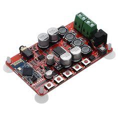 25W+25W TDA7492P Bluetooth CSR4.0 Audio Receiver Digital Amplifier Board