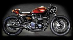 Awesome Aussie – Deus Ex Machina Custom Bonneville