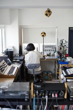 Richard D. James and Tatsuya Takahashi discuss their collaboration on the Monologue, microtuning, geometry and dreams.