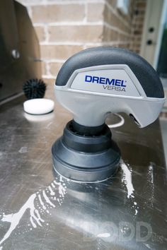 Do it yourself monthly maintenance plan craft there is no job too big for the dremel versa conquerthecleanup tough jobs around the house solutioingenieria Image collections