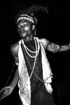 The pride of a Pedi man.  Model: Victor Malatsi