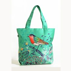 Animal Theme Bag - Birds-2