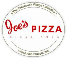 Joe's Pizza | The Greenwich Village Institution