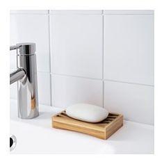 IKEA - DRAGAN, Soap dish, , Bamboo is a durable, natural material.