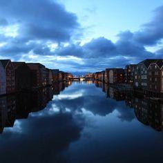 Trondheim- Norway