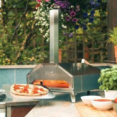 7 Best Ooni Pro Wood Fired Portable Pizza Oven Images In