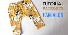 DIY, patrones, ropa de bebe y mucho más para coser.: DIY Tutorial y patrones legins de bebé (modelo 1)