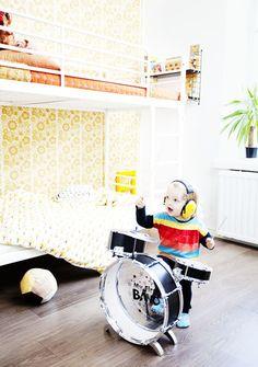 kaksion sisustus lastenhuone