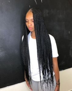 Lemonade Braids Hairstyles, Two Braid Hairstyles, Box Braids Hairstyles For Black Women, Braids Hairstyles Pictures, Black Girl Braids, Braids For Short Hair, African Braids Hairstyles, Protective Hairstyles, African Braids Styles