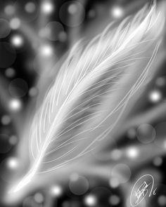Différents messages silencieux d'un ange gardien