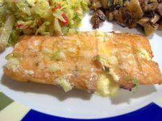 ... SALMON on Pinterest | Baked salmon, Salmon cakes and Healthy salmon