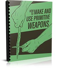 How To Make Primitive Weapons - 21 Weapons