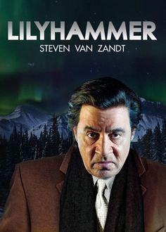 """Serientip: """"Lilyhammer"""" mit Steven Van Zandt (Netflix Series // Poster   Trailer)"""