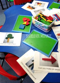Block play - why it's important and ideas for block prompt cards - great for kids who struggle with generating play ideas Inquiry Based Learning, Early Learning, Kids Learning, Block Center, Block Area, Montessori, Fairy Dust Teaching, Block Play, Building For Kids