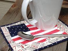 Patron Gratuit Vendredi: Patterns patriotiques en couture, courtepointe et plus!
