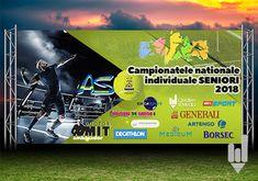 Design model banner campionat sportiv: camionate tenis seniori // design // print by Creative IT Media Banner Design