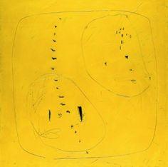 Lucio Fontana Concetto Spaziale 60 O 48 1965 Malerei Öl auf perforierter Leinwand 150 × 150 cm