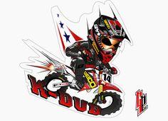 ผลการค้นหารูปภาพสำหรับ cartoon motocross Motocross, Troy Lee, Dead Man, Dirt Bikes, Cartoon Art, Caricature, Cars And Motorcycles, Darth Vader, Racing