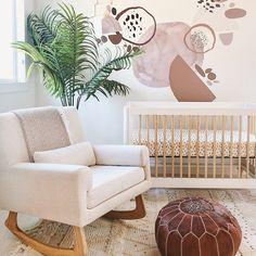 The Camel Circular Abstract   Urbanwalls Baby Boy Rooms, Baby Bedroom, Baby Room Decor, Baby Girl Nurseries, Baby Room Rugs, Girl Rooms, Kids Bedroom, Baby Girls, Tropical Nursery