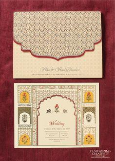 Wedding invitation cards Indian wedding cards invites Wedding Stationery E-invit. Indian Wedding Invitation Cards, Bespoke Wedding Invitations, Indian Wedding Cards, Indian Wedding Invitations, Wedding Logos, Printable Wedding Invitations, Elegant Invitations, Wedding Stationery, Custom Invitations