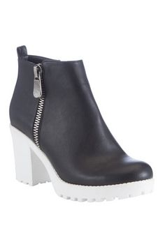 F&F Cleated Sole Ankle Boots at F&F Clothing