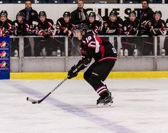Colin Burns Lambton Shores Predators # 18 Tier II GOJHL 2014-15 season Predator, Burns, Seasons, Seasons Of The Year