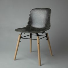 Solidwool-une chaise faite à partir de laine