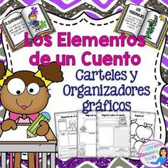 This product will help you reinforce reading comprehension skills we need our kids to work on daily, all you have to do is provide the story. Get those Read-alouds together and lets get started! This product contains 6 posters illustrating stor Dual Language Classroom, Bilingual Classroom, Classroom Labels, Bilingual Education, Education Logo, Spanish Classroom, Classroom Ideas, Reading Comprehension Skills, Comprehension Activities