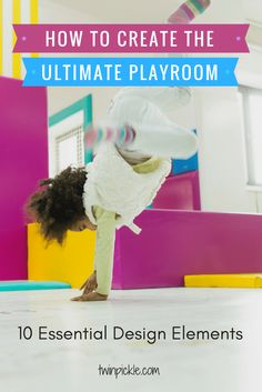 How to Create the Ultimate Playroom Design Pin